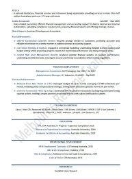 Resume Examples Big 4 Accounting ResumeExamples