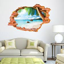 3D Sticker Wall Stickers For Dining Room Kid Decorations