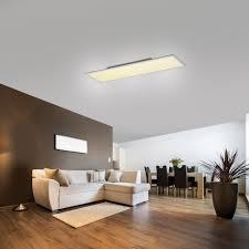 led panel cct inkl fernbedienung 120x30cm oder 120x10cm