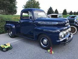 100 Ford F1 Truck 1951 Pickup For Sale 108905 MCG