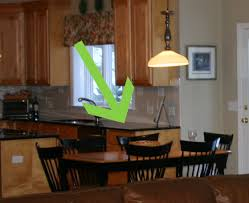 Restaining Kitchen Cabinets With Polyshades by A Kitchen Table Makeover Shine Your Light