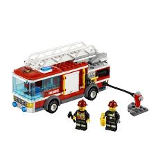 LEGO City Fire Truck (60002) - LEGO - Toys