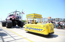 100 Monster Trucks Nj Boardwalk Battle Tram Car Vs Monster Truck Tugofwar PHOTOS