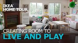 kid friendly living room ideas ikea home tour episode 307