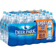 Deer Park Sports Water Bottle 24 700ml Case