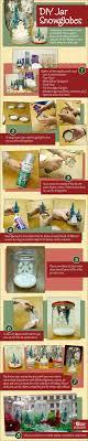 40 Fun Pretty DIY Snowglobes To Make Yourself