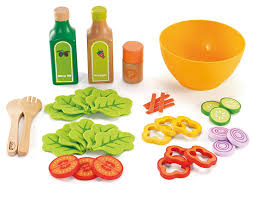 Hape Kitchen Set Canada by Hape Healthy Gourmet Salad Kid U0027s Wooden Play Kitchen Food Sets And