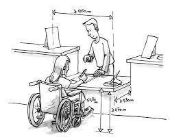 cuisine handicap norme mobilier accessible pmr et personnes handicapées les règles d or