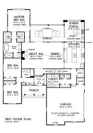 David Weekley Floor Plans 2007 by 186 Best Country House Plans Images On Pinterest Architecture