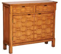 Inexpensive Bedroom Dresser Glass Top Grey Woven Carpet Solid Oak by Cabinets U0026 Chests Hutches Dressers U0026 More U2014 Qvc Com