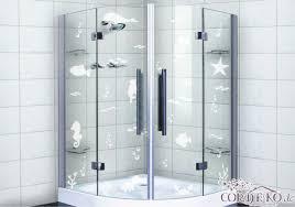 70 x aufkleber fische meerestiere glasdekor dusche bad