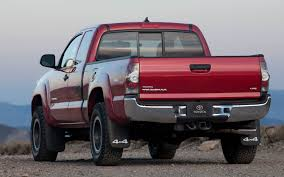 100 Best Small Trucks CompactMidsize Pickup 2012 In Class Truck Trend Magazine