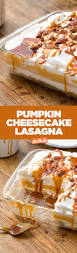 Easy Pumpkin Desserts Pinterest by Best 25 Pumpkin Lasagna Ideas On Pinterest Chocolate Lasagna