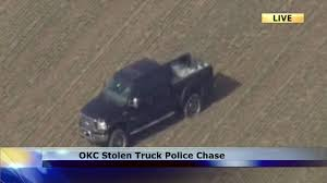 FOX23 News - Stolen Truck Chase | Facebook