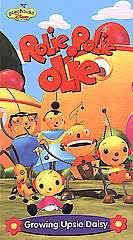 Rolie Polie Olie Halloween Vhs by Rolie Polie Olie Great Defender Of Fun Brand New Vhs 786936172027