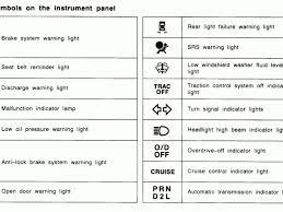 Malfunction Indicator Lamp Honda by Beautiful Toyota Camry Warning Lights