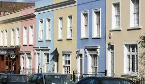 104 Notting Hill Houses Marsh Parsons