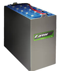 100 Used Truck Batteries Enersys Forklift Battery