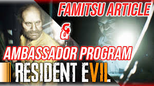 Jko Help Desk Number by Resident Evil 7 New Content To Play Ambassador Famitsu Article