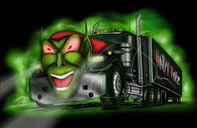 100 Trucks Stephen King Maximum Overdrive Goblin Truck By ElitaOneArts On DeviantArt