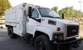 100 Gmc Dump Trucks For Sale 2008 GMC C6500 Chipper Truck Truck Utility Auto S In