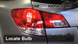 brake light change 2010 2014 subaru outback 2012 subaru outback