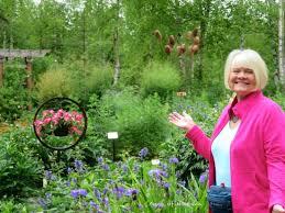 Beautiful Alaska Botanical Garden Picture of Alaska Botanical