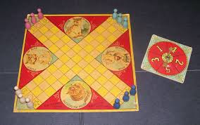 Old Game Boards