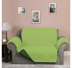 3 Seater Sofa Covers Online by Buy 3 Seater Reversible Sofa Cover 179 Cm X 279 Cm Home By