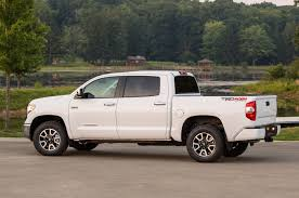 2016 Toyota Tundra Reviews And Rating | Motor Trend Mitsubishi L200 Offers 35tonne Towing Capacity Myautoworldcom Thursday Thrdown Fullsized 12 Ton Pickup Trucks Carfax The Ford F150 Canadas Favorite Truck Mainland 10 Tough Boasting The Top Towing Capacity 2016 Toyota Tacoma Vs Tundra Chevy Silverado Real World Nissan Titan Xd V8 Platinum Reserve First Test Review Motor Towing Car Picture Update 6 Most Hightech Trucks Coming In 2017 Business Insider A Travel Trailer With A Cyl 4 Runner Traveler Reviews And Rating Trend Road 2015 Crewmax 44 Medium Duty Work Info