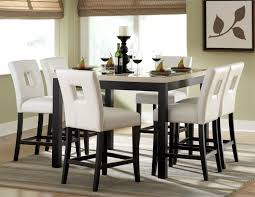 fancy retro black dining table and chair latest home furniture
