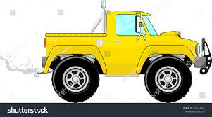 Illustration Yellow Pickup Truck Cartoon Isolated Stock Vector ... Old American Blue Pickup Truck Vector Illustration Of Two Cartoon Vintage Pickup Truck Outline Drawings One Red And Blue Icon Cartoon Stock Juliarstudio 146053963 Cattle Car Farming Delivery Riding Car Royalty Free Image Cute Driving With A Christmas Tree Art Isolated On Trucks Download Clip On 3 3d Model 15 Obj Oth Max Fbx 3ds Free3d White Background