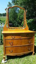 Birdseye Maple Highboy Dresser by Maple Original Antique Dressers U0026 Vanities 1900 1950 Ebay