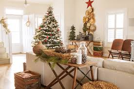 Rustic Christmas Decorating Ideas Canadian Log Homes Decor