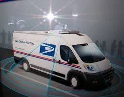 Postal Service Looks To Automate Its Fleet - The Drive