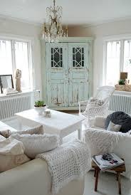 vintage brocante farm house living room shabby chic