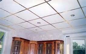 calepinage plafond suspendu 60x60 isolation idées