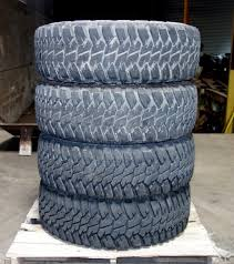 Goodyear Wrangler MT/R 37x12.50R16.5LT Tire. 45% Average Tread ...