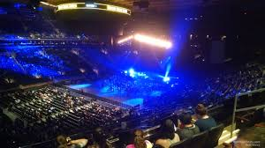 Madison Square Garden Section 208 Concert Seating RateYourSeats