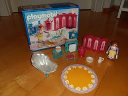 playmobil schloß badezimmer 5147