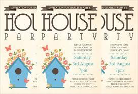20 Housewarming Invitations