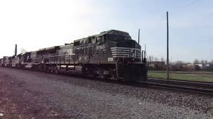 100 The Truck Stop Decatur Il Norfolk Southern Train 404 At IL April 6 2019