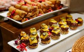 9 Unusual But Totally Mouthwatering Wedding Food Ideas