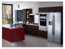 Stainless Steel Kitchen Appliance Package Sale Large