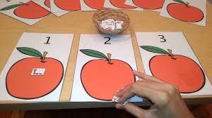 Math Number Quantity Activity Toddlers Preschool Kindergarten