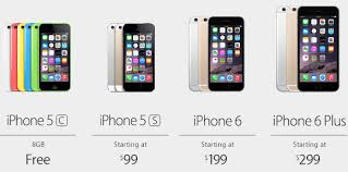 iPhone 5s And iPhone 5c Prices Cut