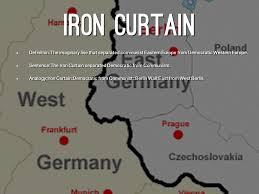 Who Coined The Iron Curtain by Iron Curtain Synonym Centerfordemocracy Org