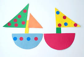 Construction Paper Art Easy Crafts Kids Craft Ideas With