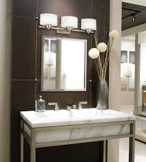 Bathroom Double Vanity Lights by Awesome Bathroomanity Mirrors Large Mirror Lighting Ideas For