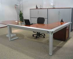 Cheap L Shaped Desk With Hutch by Contemporary Sample Of White Office Desk L Shaped Astonishing L